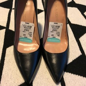 Enzo Angiolini black size 6 brand new heels